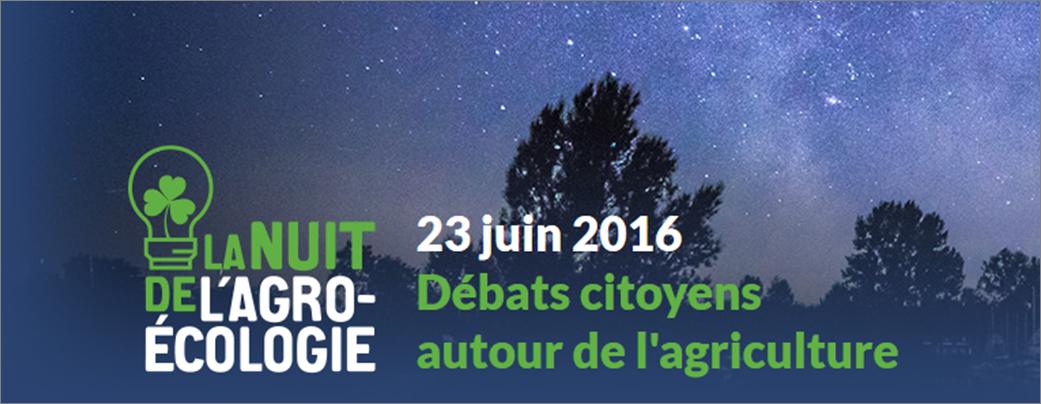 Le jeudi 23 juin à l'occasion de la nuit de l'agro-écologie, dix évènements se profilent en région Hauts-de-France