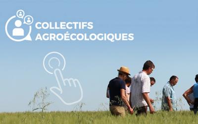 Site des collectifs d'agriculteurs en transition vers l'agroécologie
