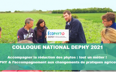Colloque national DEPHY 2021 : deux émissions interactives vous sont proposées